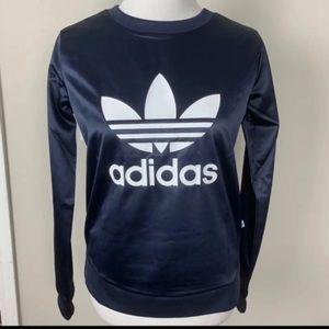 Adidas Trefoil Crew Sweatshirt Sz. XS